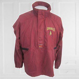 Nike Windbreaker M FSU Seminoles Florida Vintage